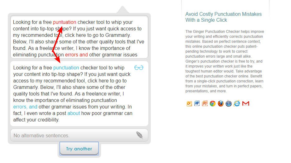7 Best Free Online Punctuation Checker and Corrector Tools